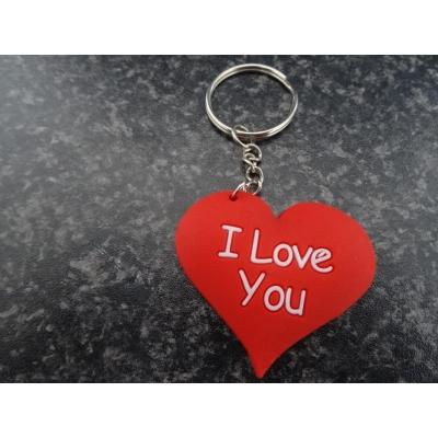 Sleutelhanger: I love you