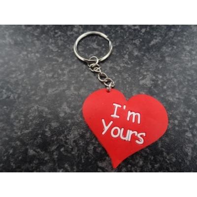 Sleutelhanger: I'm yours