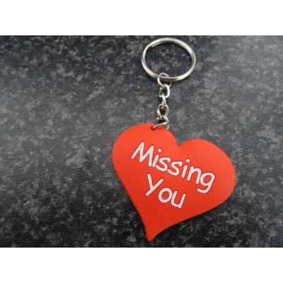 Sleutelhanger: missing you
